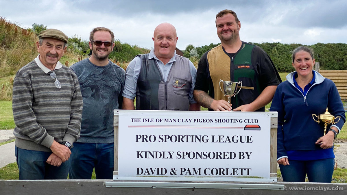 Double Sporting Win for Richards